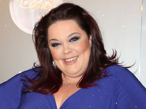 Lisa Riley Strictly Come Dancing 2012 launch - Arrivals London, England - 11.09.12Mandatory Credit: Lia Toby/WENN.com