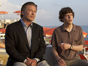 To Rome with Love, Alec Baldwin, Jesse Eisenberg