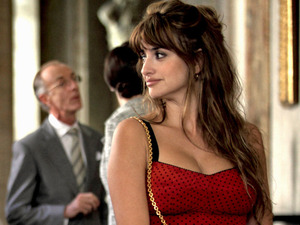 To Rome with Love, Penelope Cruz
