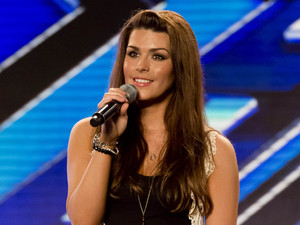 Carolynne Poole on The X Factor