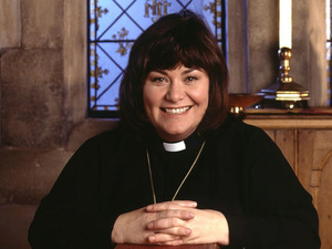 Vicar of Dibley - Dawn French as main character 'Geraldine Granger'