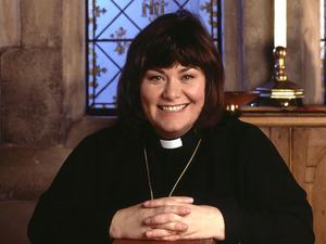 Vicar of Dibley - Dawn French as main character 'Geraldine Granger'