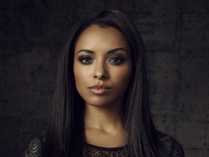 'The Vampire Diaries' Season 4 character portraits: Kat Graham as Bonnie.