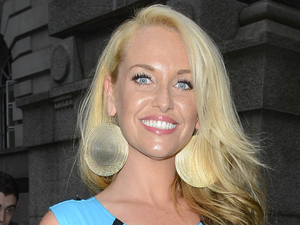 Josie Gibson outside the Smart Girls Fake It party held at Marriott Hotel County Hall London, England - 19.07.12 Mandatory Credit: Jaworski/WENN.com