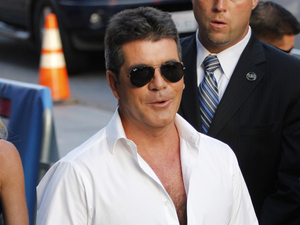 Simon Cowell The 'X Factor' Season Two Premiere Screening and Handprint Ceremony held at Grauman's Chinese Theater Los Angeles, California - 11.09.12 Mandatory Credit: RHS/WENN.com