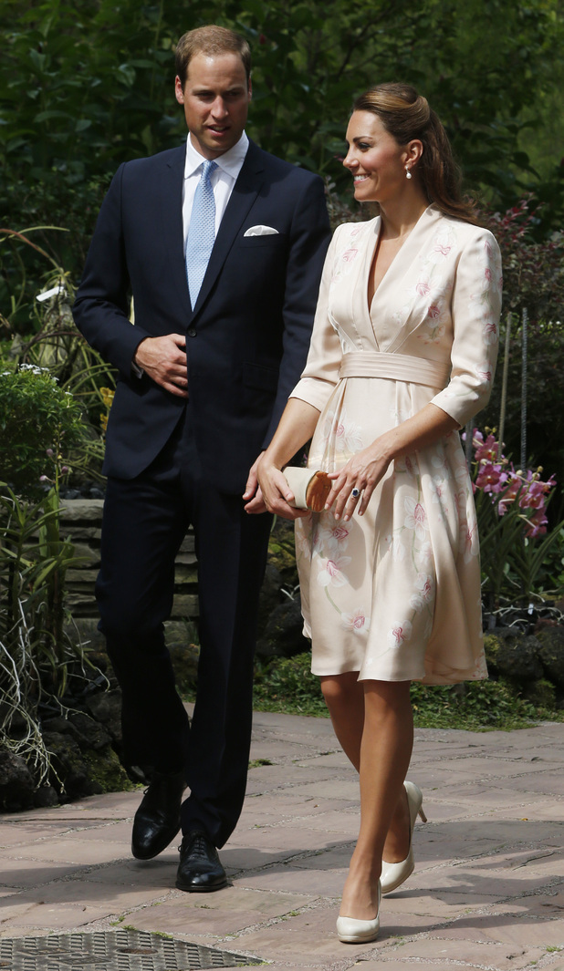 Duchess of Cambridge, Prince William