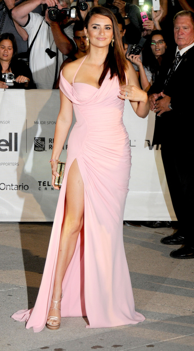 Penelope Cruz2012 Toronto International Film Festival - 'Twice Born' premiere 