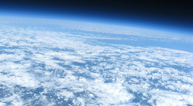 Student captures footage 20 miles above Earth with £30 camera