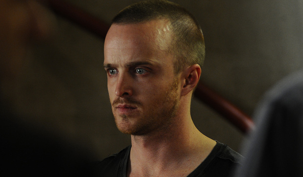 Aaron Paul in 'Breaking Bad'