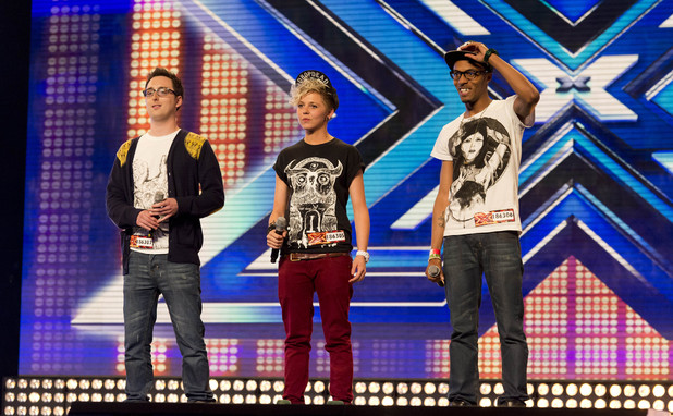 X Factor boyband MK1 audition