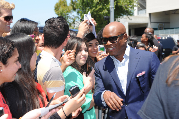 'The X Factor' USA, season 2 episode 2: LA Reid