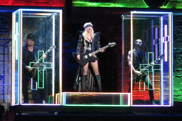 Lady Gaga 'Born This Way Ball' at Twickenham Stadium