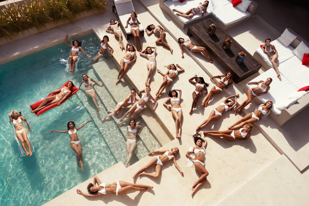 Musician and celeb photographer Bryan Adams snaps women in bikinis for Martini