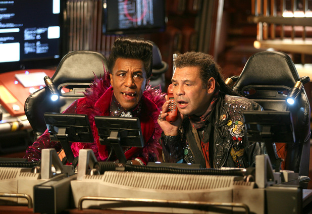 Red Dwarf X: Episode 1: Cat and Lister
