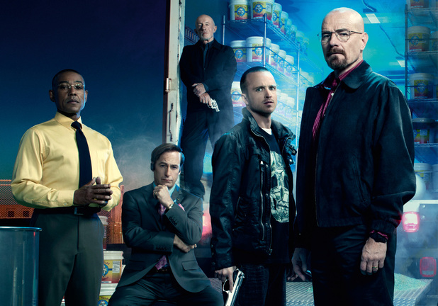 'Breaking Bad' cast