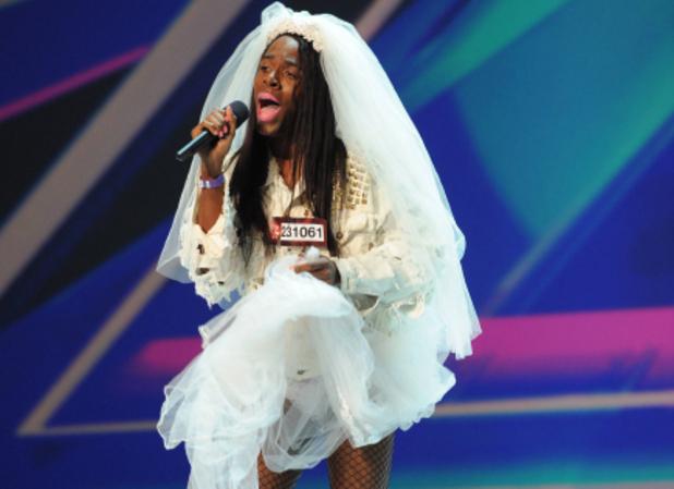The X Factor USA S02E01: Quatrele Da'an Smith