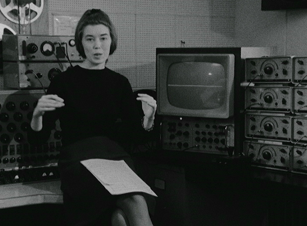 Radiophonic workshop - Delia Derbyshire