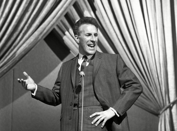 Bruce Forsyth: Career in pictures