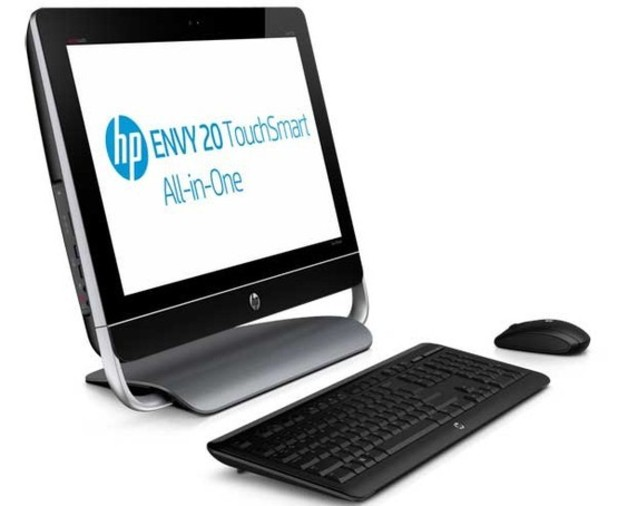 HP Envy 20 TouchSmart Windows 8 PC