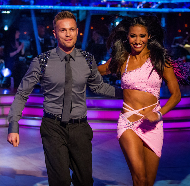 Strictly Come Dancing: Nicky Byrne and Karen Hauer