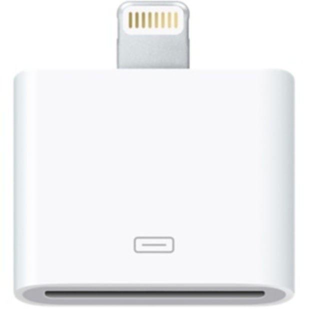 Apple 25 Lightening dock adaptor