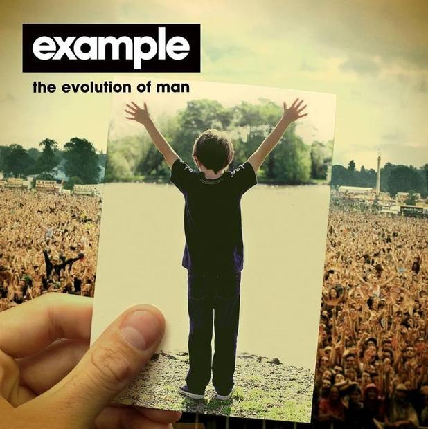 Example: 'The Evolution Of Man'