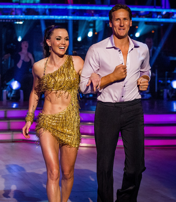 Strictly Come Dancing: Victoria Pendleton and Brendan Cole