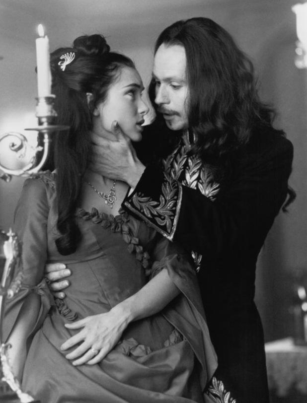Winona Ryder, Gary Oldman, Dracula