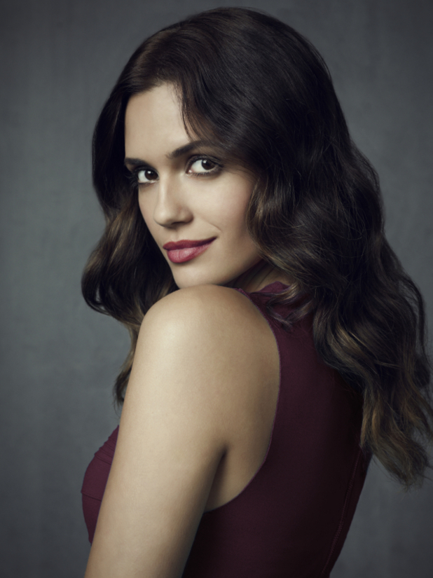 Torrey DeVitto as Meredith