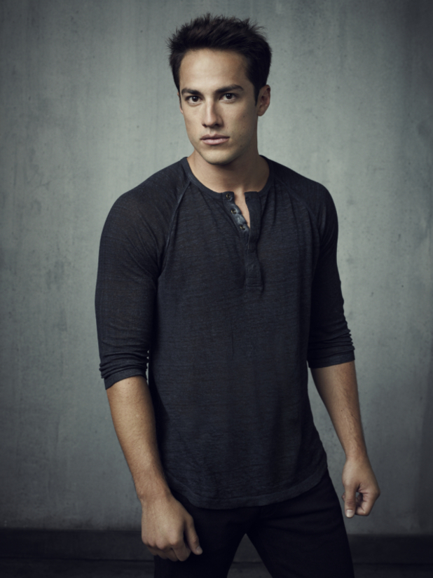'The Vampire Diaries' Season 4 character portraits: Michael Trevino as Tyler.
