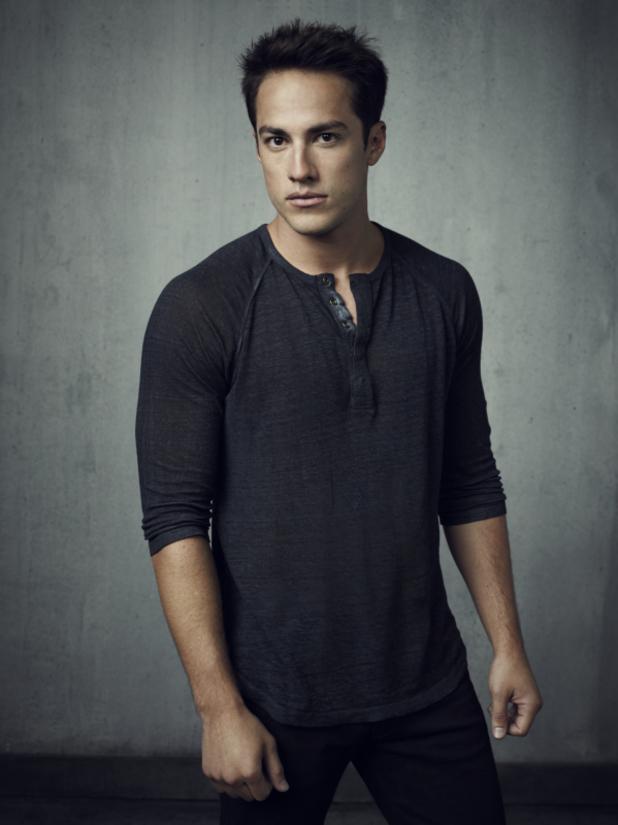 'The Vampire Diaries' Season 4 character portraits: Michael Trevino as Tyler.