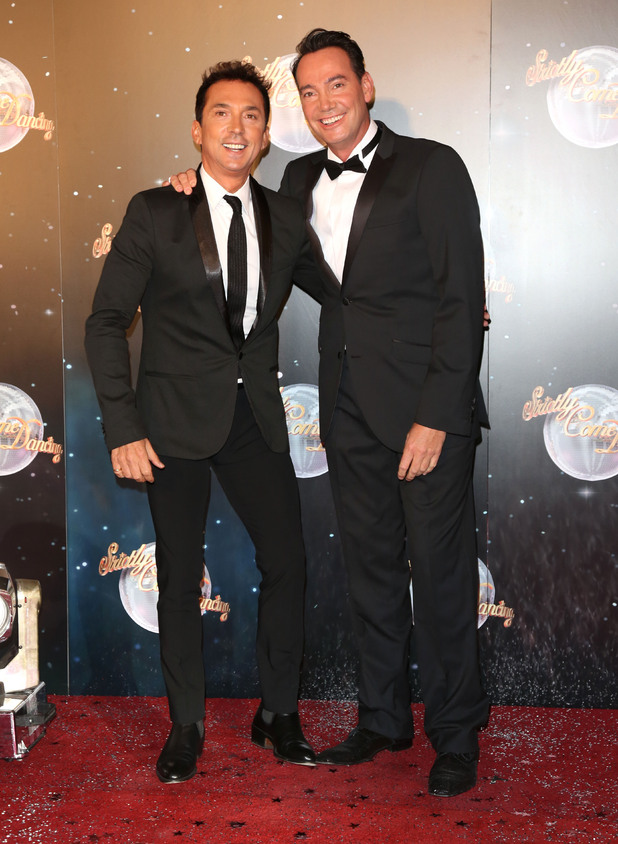 Bruno Tonioli and Craig Revel Horwood