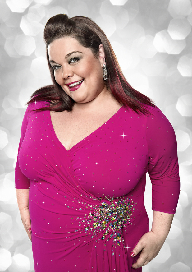 Strictly Come Dancing 2012: Lisa Riley