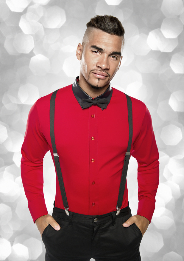Strictly Come Dancing 2012: Louis Smith