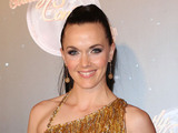 Victoria Pendleton Strictly Come Dancing 2012 launch - Arrivals London, England - 11.09.12Mandatory Credit: Lia Toby/WENN.com