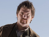 Doctor Who S07E03 - &#39;A Town Called Mercy&#39;: Isaac (Ben Browder)