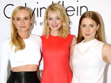 Diane Kruger, Emma Stone, Amy Adams, New York Fashion Week 2012
