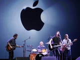 iPhone 5 launch event: The Foo Fighters performing
