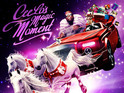 The collaboration will feature on new festive album Cee Lo's Magic Moment.