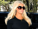 Jessica Simpson allegedly looked to surgery to lose her pregnancy pounds.