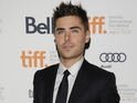 Zac Efron broke his hand fighting Dave Franco for a movie they are filming.