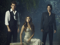 Cast discuss Damon and Elena relationship and Paul Wesley's directorial debut.