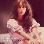 Leona Lewis 'Trouble' single artwork.