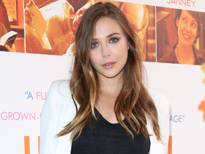 Elizabeth Olsen Liberal Arts screening held at the Everyman cinema, Hampstead - Arrivals LondonMandatory Credit: Lia Toby/WENN.com