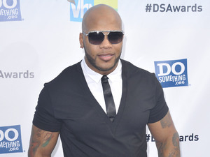 Flo Rida, at the DoSomething.org and VH1's 2012 Do Something Awards 2012 at Barker Hangar Santa Monica, California - 19.08.12 Mandatory Credit: Apega/WENN.com
