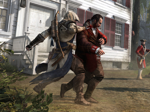 &#39;Assassin&#39;s Creed 3&#39; screenshot