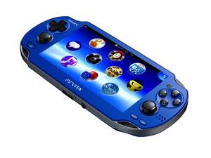 The Sapphire Blue PlayStation Vita
