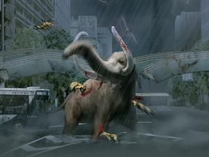 'Tokyo Jungle' screenshot