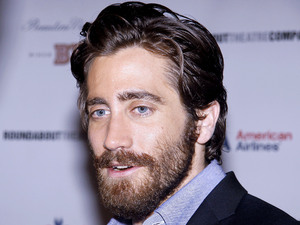 Jake Gyllenhaal Opening night after party for the Off-Broadway play&#39; If There Is I Haven&#39;t Found It Yet&#39; at the Laura Pels Theatre. New York City
