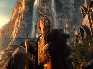 &#39;The Hobbit: An Unexpected Journey&#39; still